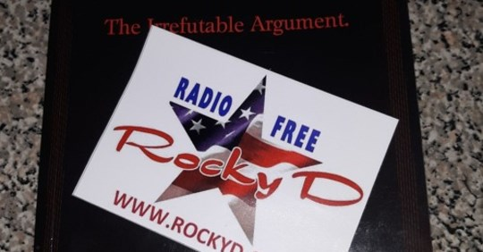 Battle of Secessionville Radio Interview with Rocky D