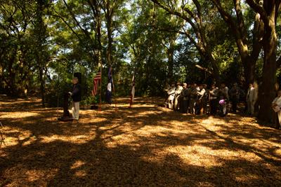 Battle of Secessionville Commemoration - June 15 2019