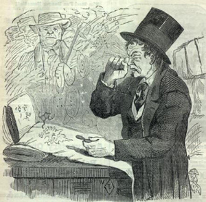 Harper's Weekly, April 13, 1861