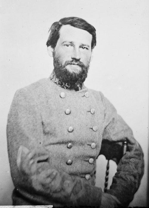 Gen. Stephen D. Lee during the War Between the States.