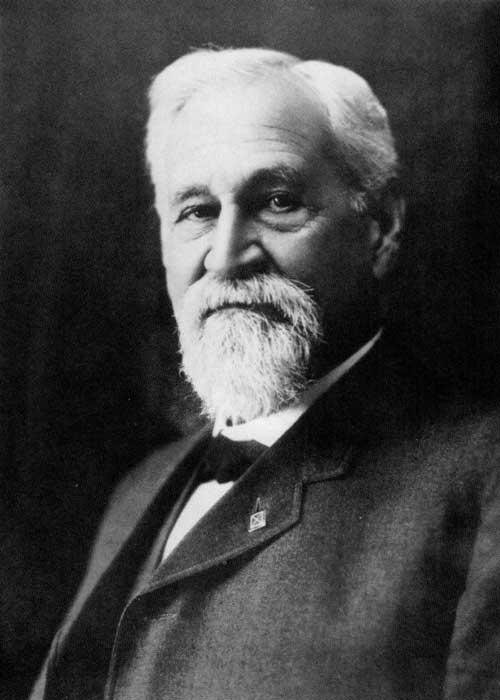Gen. Stephen Dill Lee, Commander-in-Chief, United Confederate Veterans.