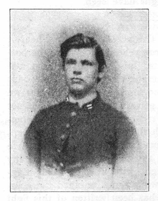 Bennett H. Young, 1863, age 20.