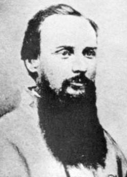 Brigadier General Samuel Wragg Ferguson.