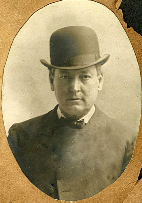 Joseph Walker Barnwell, atty, served SC House & Senate, chair SC Democr. Prty, a pres. of the SC Historical Society. Undated photo.