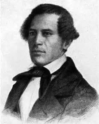 "William ""April"" Ellison, Jr., successful African American, owned 60 slaves. He died Dec. 5, 1861."
