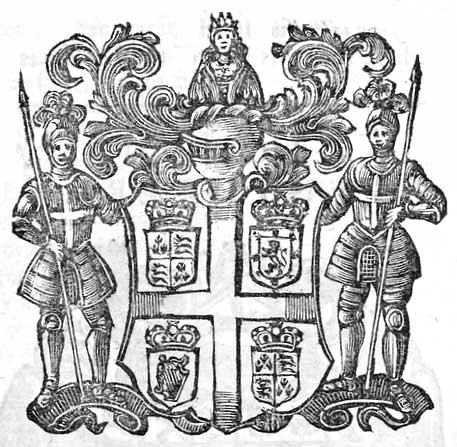 Virginia Company coat of arms.