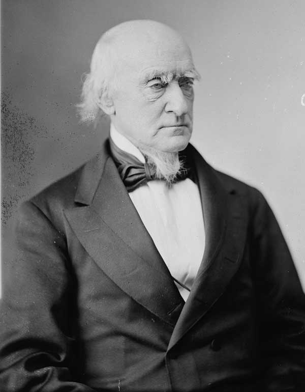 John Archibald Campbell of Alabama, resigned a seat on the US Supreme Court when the South seceded.