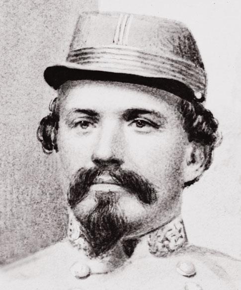 John Hunt Morgan.