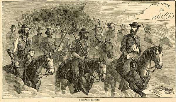 Morgan's Raiders.
