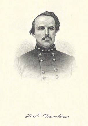 Col. Francis S. Bartow signed the Georgia Ordinance of Secession. He was wounded at First Manassas and died shortly after.