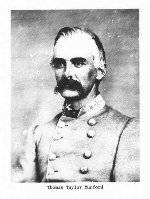 Sallie Munford's half brother, Col. Thomas T. Munford.