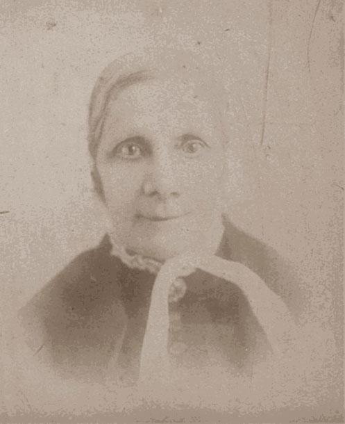 Hannah Lide Coker saved her son, Capt. James Lide Coker, later founder of Coker College.