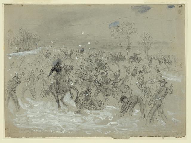 Library of Congress: http://hdl.loc.gov/loc.pnp/ppmsca.21383. Dalton, Georgia, March 22, 1864.