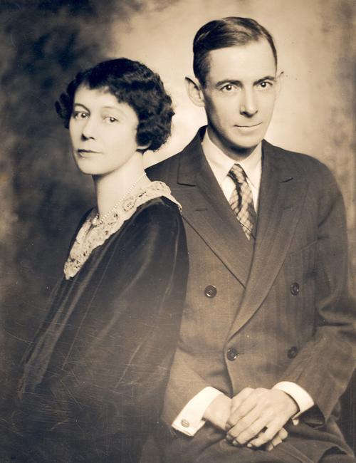 Dorothy and DuBose Heyward, late 1920s.