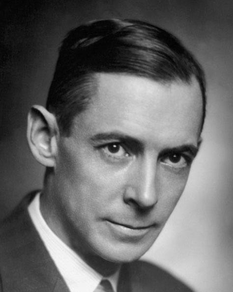 DuBose Heyward, author of Peter Ashley, and Porgy, around 1928.