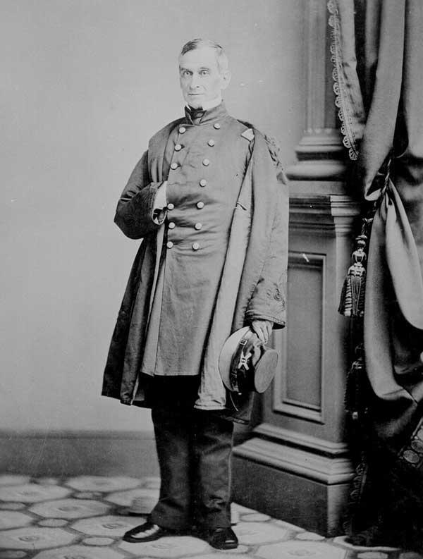 Union Major Robert Anderson.