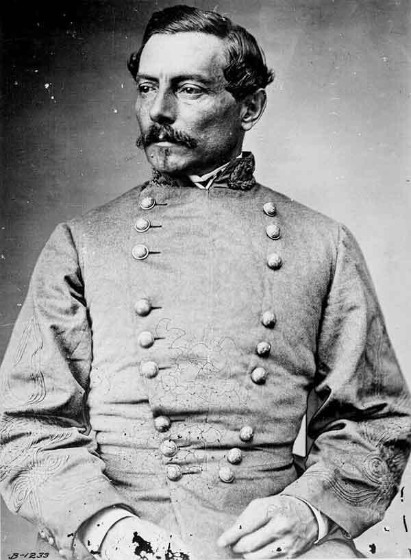 Confederate Gen. P.G.T. Beauregard.