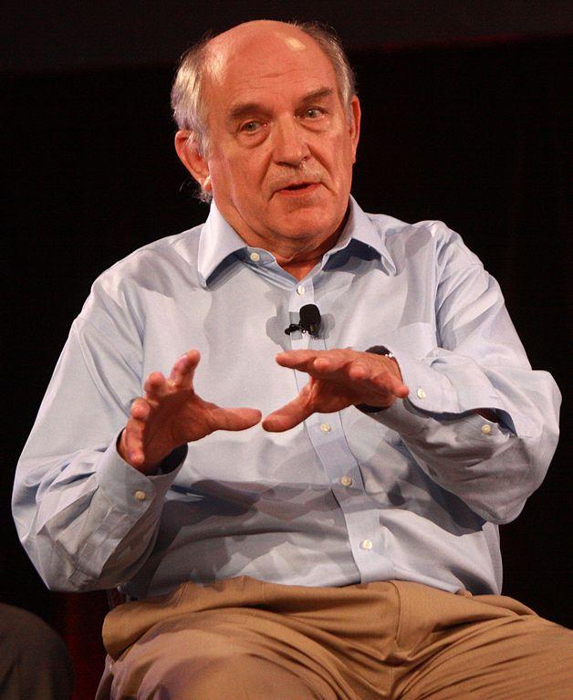 Charles Murray speaking at the 2013 FreedomFest in Las Vegas, Nevada.